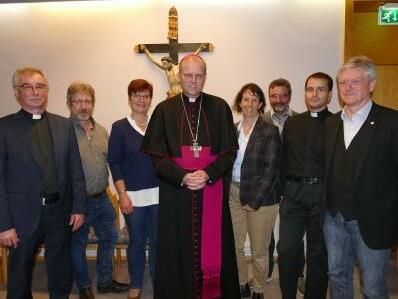 Pastoralvisitation durch Weihbischof Florian Wörner