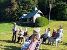 Patrozinium der Heilig-Blut-Kapelle in Goßholz