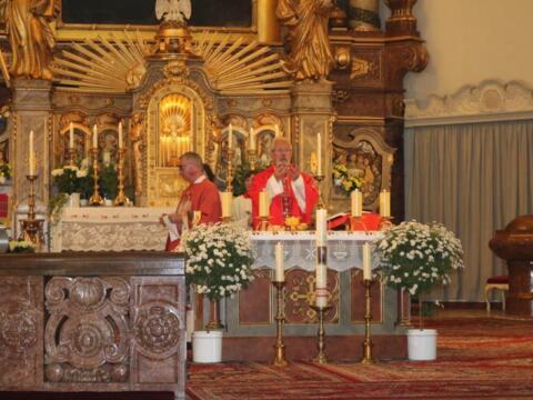 Goldenes Priesterjubiläum von Pfarrer Dr. Netzer