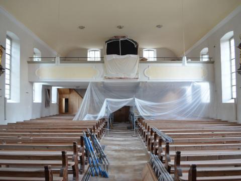 Sanierung der Aureliuskirche