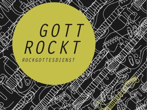 Gott rockt - Ein Rockgottesdienst