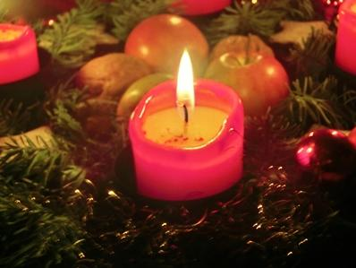 Adventfeier für Senioren in St. Christoph