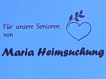 Seniorengottesdienst in Maria Heimsuchung