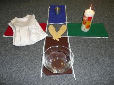 Taufvorbereitung für Eltern und Paten