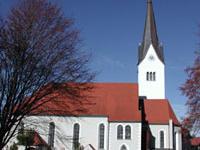 Pfarrkirche Heiligste Dreifaltigkeit, Sulzberg