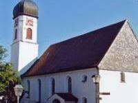 Pfarrkirche St. Johannes Baptist, Moosbach