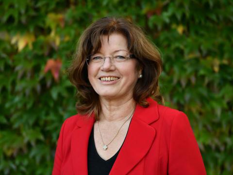 Hildegard Schütz (Foto: Daniel Jäckel / pba)