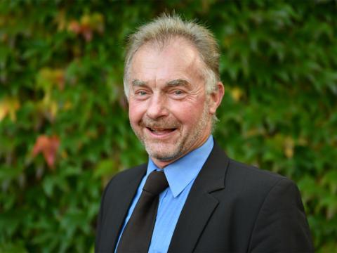 Martin Gregori (Foto: Daniel Jäckel / pba)