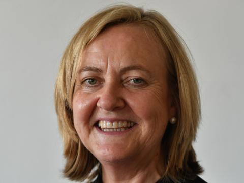 Beatrix Schuck (Foto: Daniel Jäckel / pba)