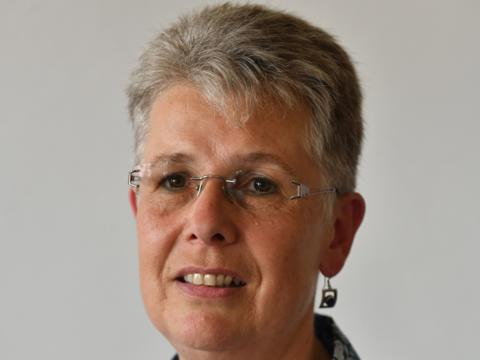 Sabine Pechatschek (Foto: Daniel Jäckel / pba)
