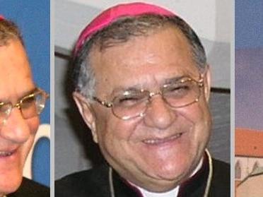 Begegnung mit dem Patriarchen