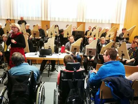 Neujahrstreffen der Behindertenseelsorge im Bistum Augsburg