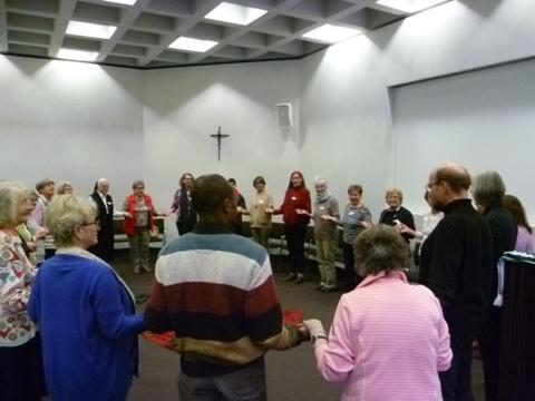 Bericht zu den Besinnungstagen - Advent in Augsburg vom 30.11. - 2.12.2019
