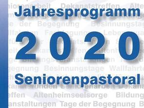 Jahresprogramm 2020 und Infobrief 1/2020 liegen vor