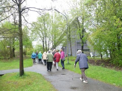 Seniorenwallfahrt 2017 nach Windach und St. Ottilien