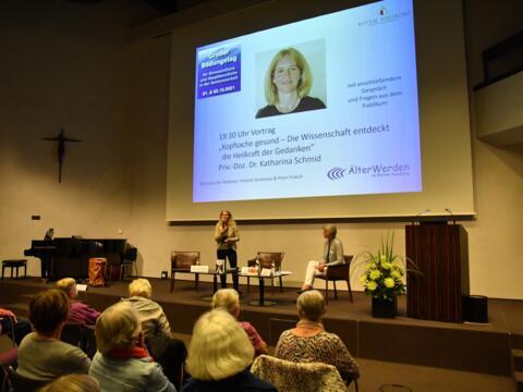 Wir wagen es! Altenseelsorge veranstaltet 7. Großen Bildungstag für Ehrenamtliche und Hauptberufliche in der Seniorenarbeit in Augsburg