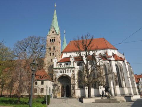 Hoher Dom zu Augsburg, Foto: Robert Ischwang