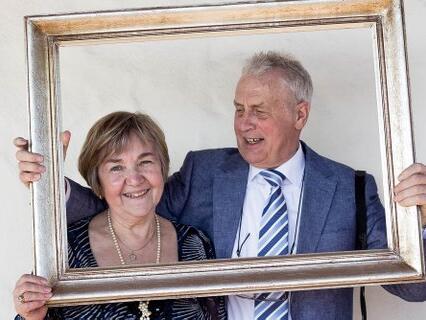 Das Glück in der Liebe, wenn wir älter werden - Wochenendseminar für Paar ab 50 plus