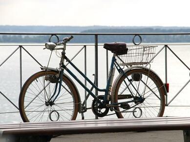 Fahrrad-Pilgern für Männer