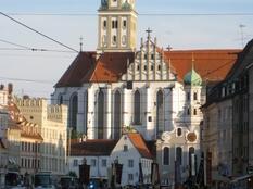 Große Männerwallfahrt vom Dom zur Basilika St. Ulrich und Afra - ist abgesagt
