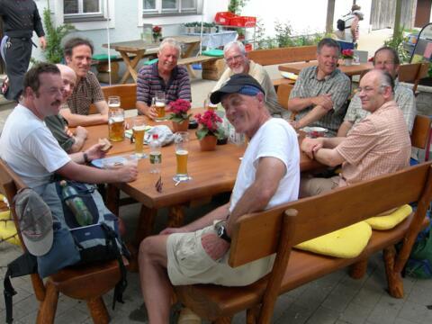Aufbau und Begleitung einer Männergruppe
