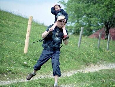 Väter-Spaziergang