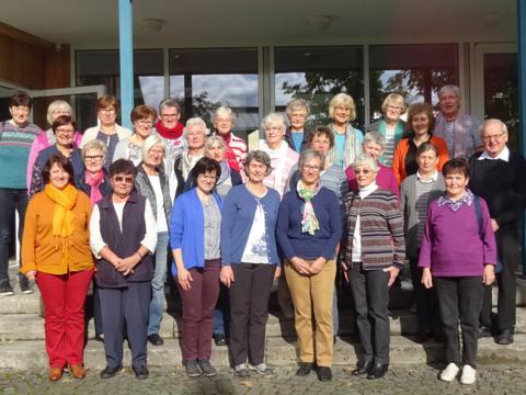 Bildungs- und Begegnungstage 2019 in der LVHS Wies