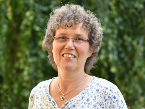 Barbara Sproll (Foto: Daniel Jäckel / pba)