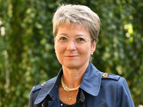 Irmgard Hornsteiner (Foto: Daniel Jäckel / pba)