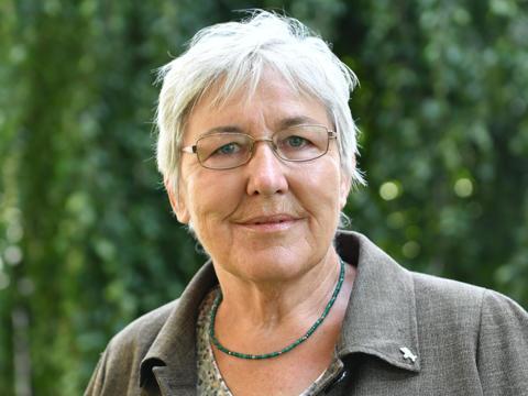 Roswitha Böck (Foto: Daniel Jäckel / pba)