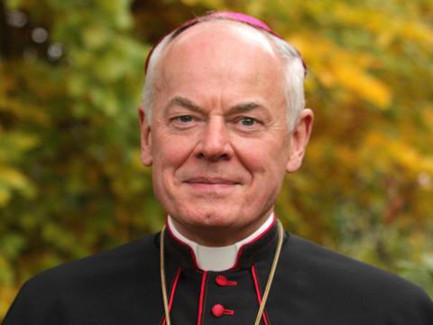 Weihbischof Dr. Dr. Anton Losinger (Foto: Beatrice Schubert)