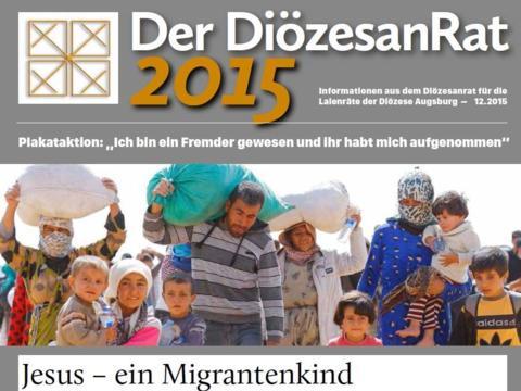 Der DiözesanRat 2015 (12.2015)