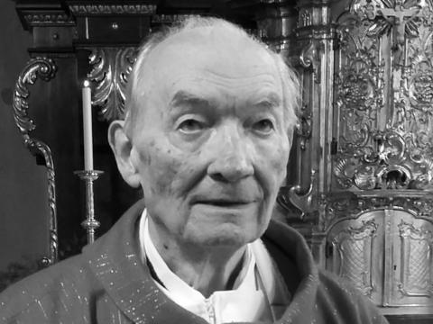 + Pfarrer i.R. BGR Gerhard Hundeck (Foto: Wilhelm Knoll / Pfarrei Langenneufnach)