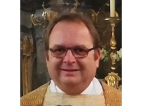 Pfarrer Gerhard Kramer
