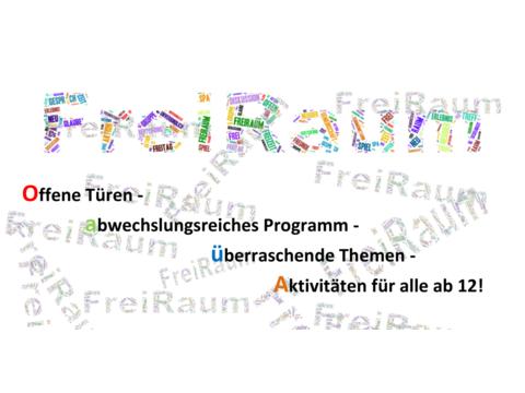 FreiRaum-Programm 2020