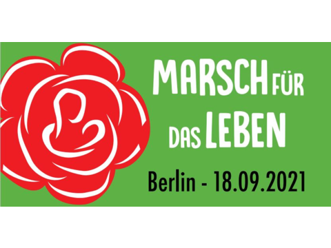 """Unterstützung und Begleitung des """"Marsches für das Leben"""" im Gebet"""