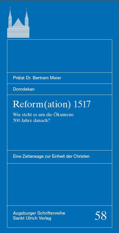 """Beobachtungen eines """"ökumenischen Klimaforschers"""": Prälat Dr. Bertram Meier zur Einheit der Christen"""