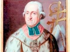 Vor 200 Jahren starb Clemens Wenceslaus von Sachsen, 1788 – 1812 Fürstbischof von Augsburg