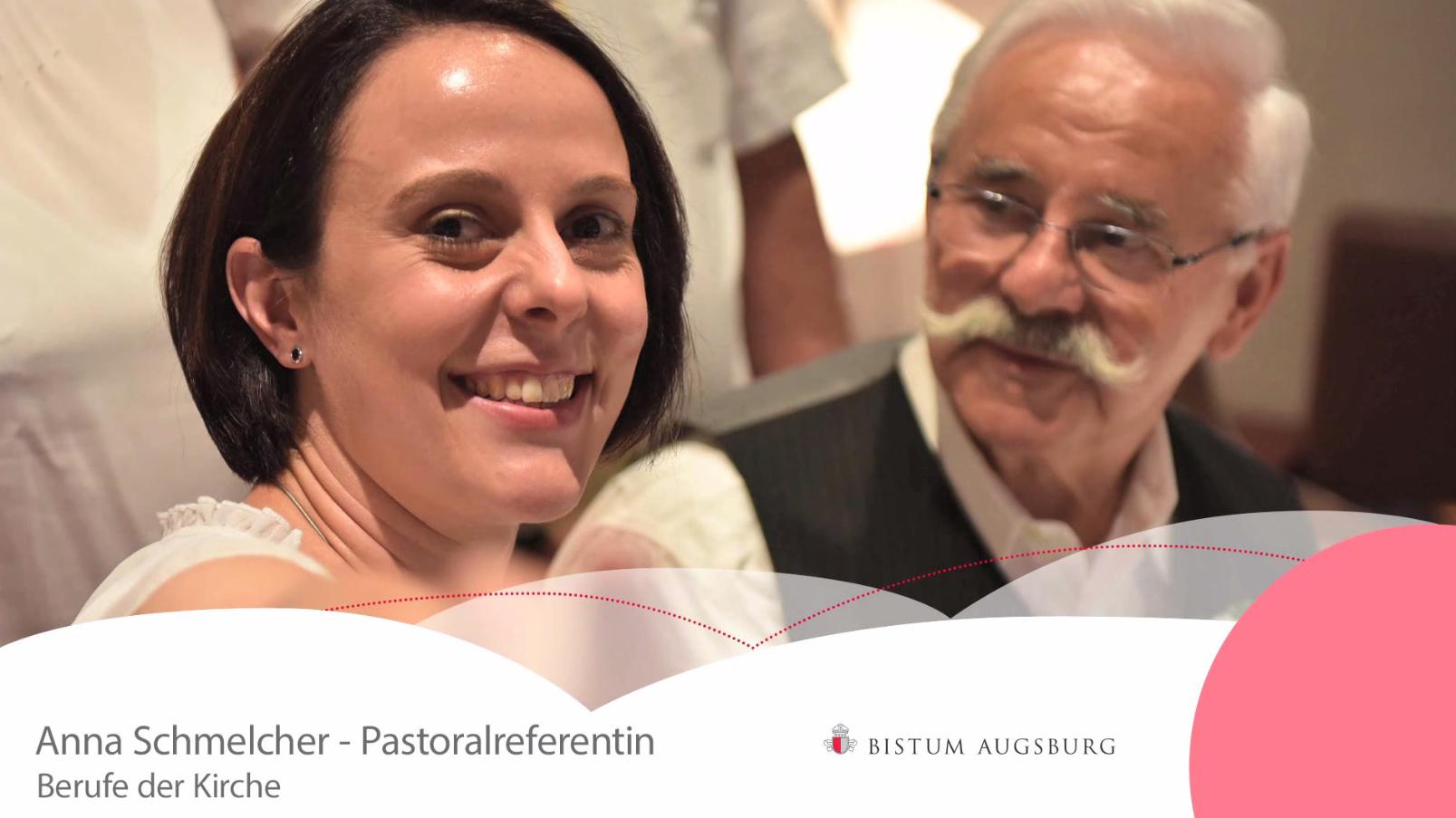 Anna Schmelcher - Pastoralreferentin