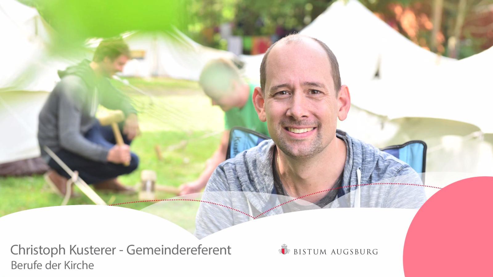 Christoph Kusterer - Gemeindereferent