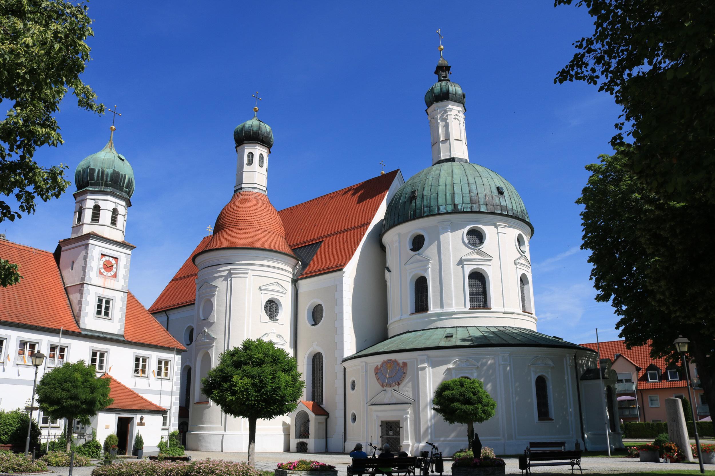 Wallfahrtskirche Klosterlechfeld