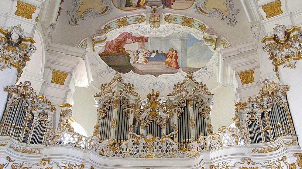 Orgel der Wieskirche