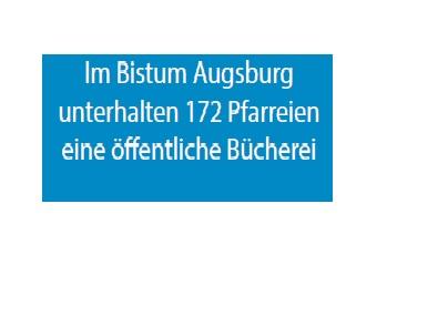 Büchereien im Bistum Augsburg