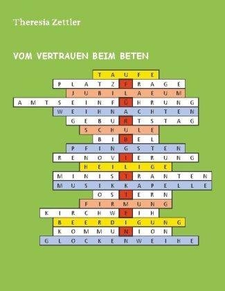 """""""Vom Vertrauen beim Beten"""" - neues Fürbittenbuch"""