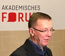Prof. Dr. Eberhard Schockenhoff, Moraltheologe an der Universität Freiburg und bis 2016 Mitglied im Deutschen Ethikrat
