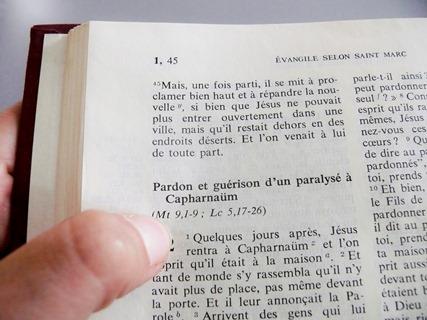 """Diözesaner Lektorentag """"Die Liturgie mit biblischen Augen betrachten"""""""