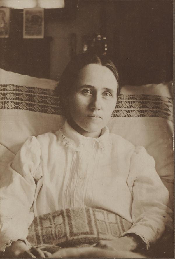 Anna Schäffer um 1922