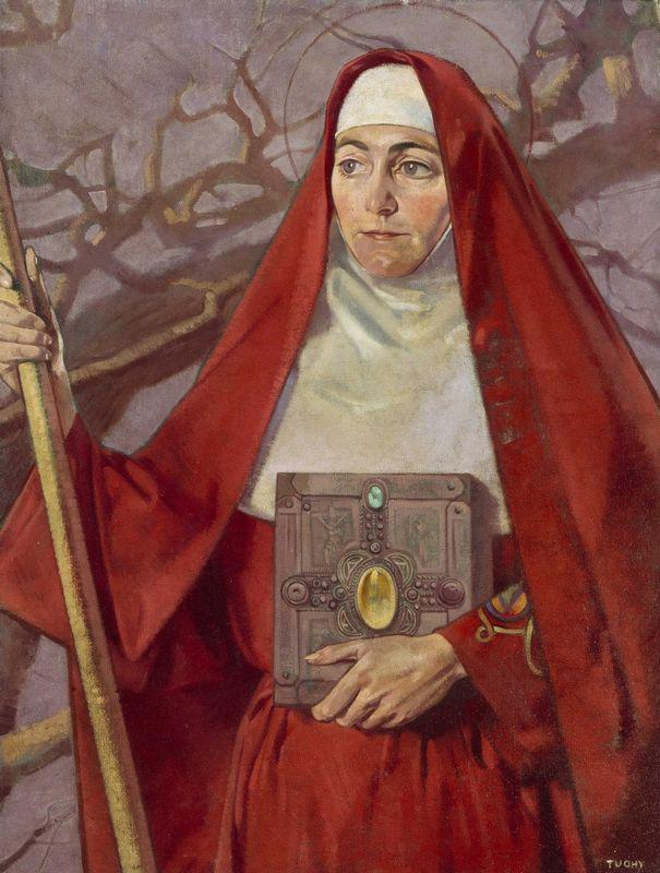 Patrick Tuohy (1894–1930), Saint Brigid