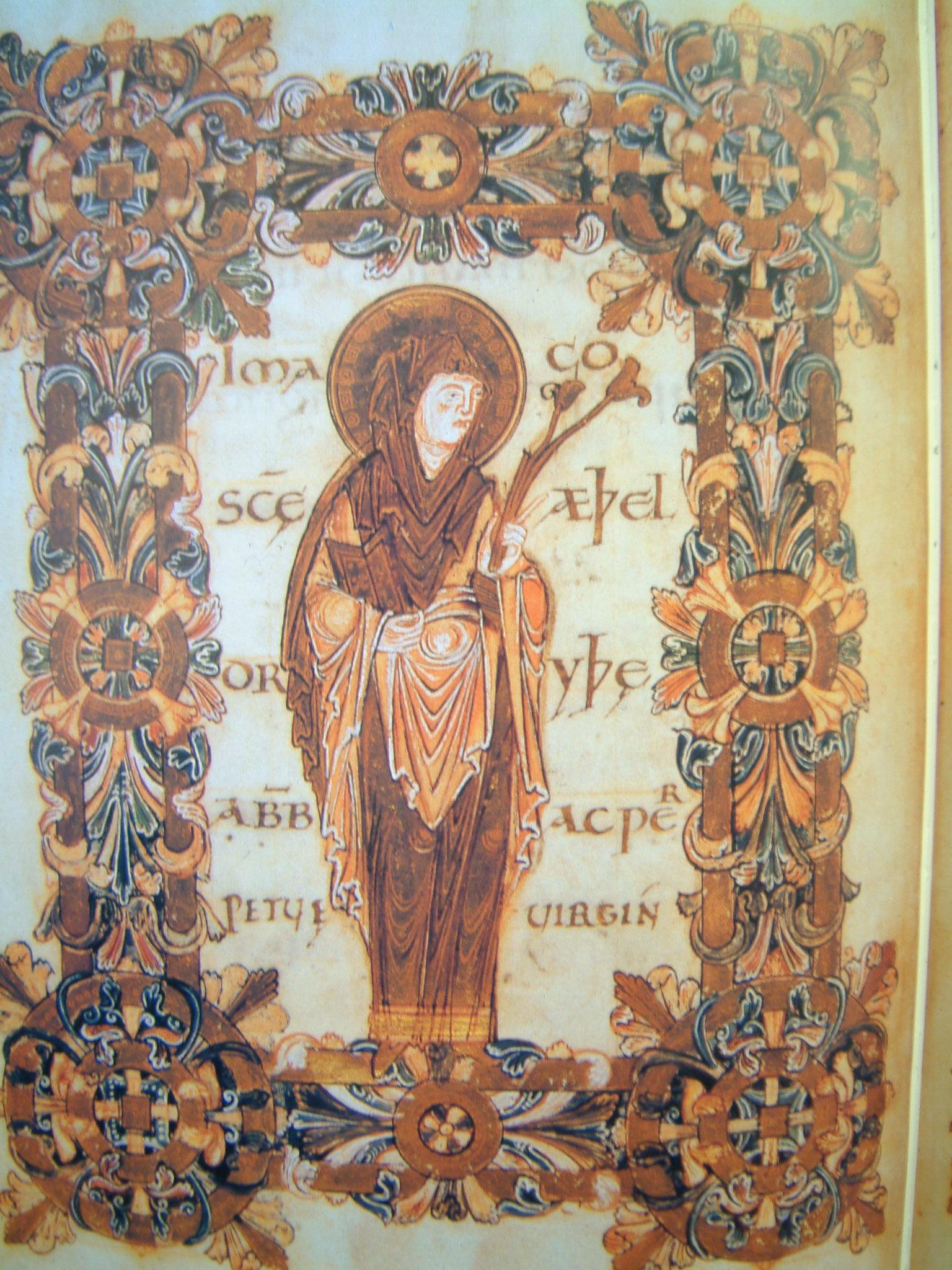Benediktionale von St. Æthelwold, 10. Jahrhundert, British Library