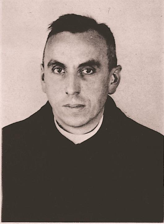 Foto der Gestapo Würzburg, aus: Vera Schauber, Hanns M. Schindler, Bildlexikon der Heiligen, 1999. Mit freundlicher Genehmigung der Autoren